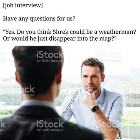 interview meme